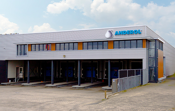 Anderol Office in Venlo, Netherlands