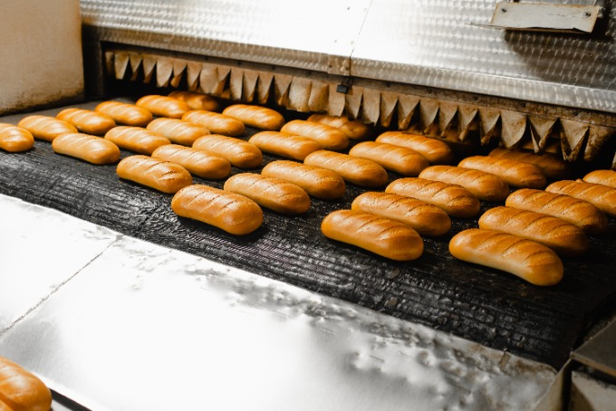 high temperature chain oil bakery